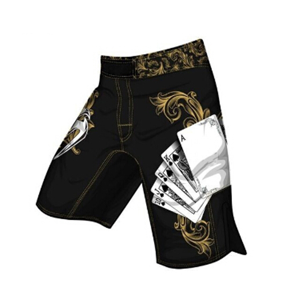 Mens Custom mma Shorts fight boxing shorts