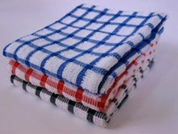 Kitchen use cotton material terry cloth kitchen towel