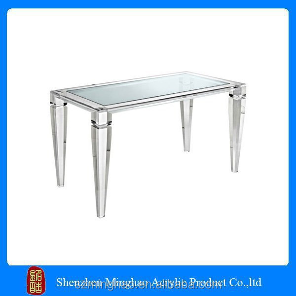Acrylic Dining Table Acrylic Dining Table Suppliers And Manufacturers At Alibaba Com