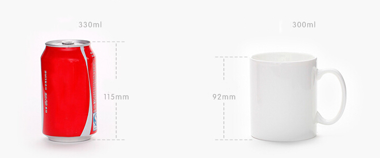 Haonai new style wholesale high quality hot water color changing magic mug