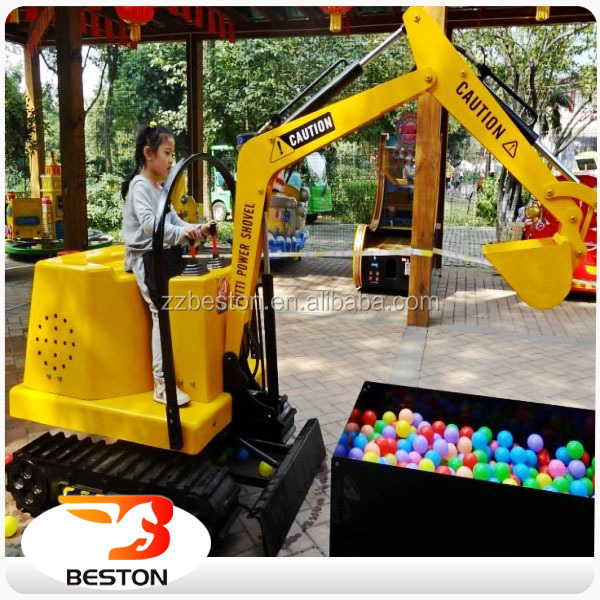 2017 hot selling kids Electronic toy excavator for children kids toy excavator for sale kids electric excavator toy