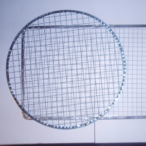 HR Korean round for grill BBQ wire netting for material of health