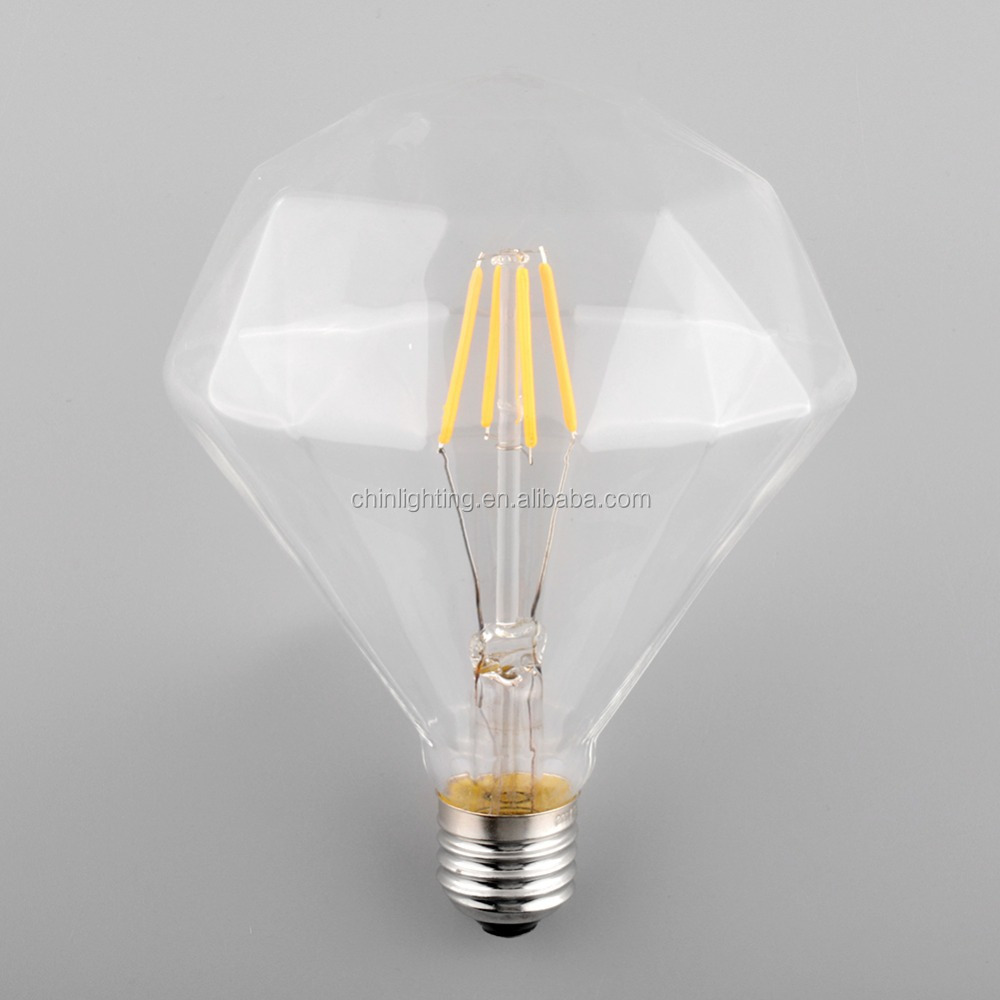 Diamond Led filamet 24v e27 led bulb 3000 lumen led bulb light