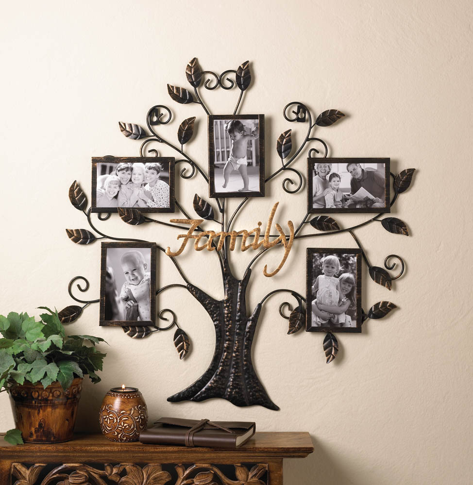 Family Tree Wall Decor Product On