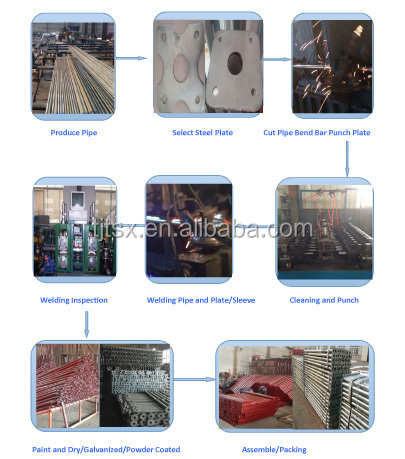 Building Material/ Construction Scaffolding Shoring Steel Adjustable Prop