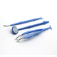 Disposable Plastic Medical Instrument Sterile Surgical Dental Tweezers