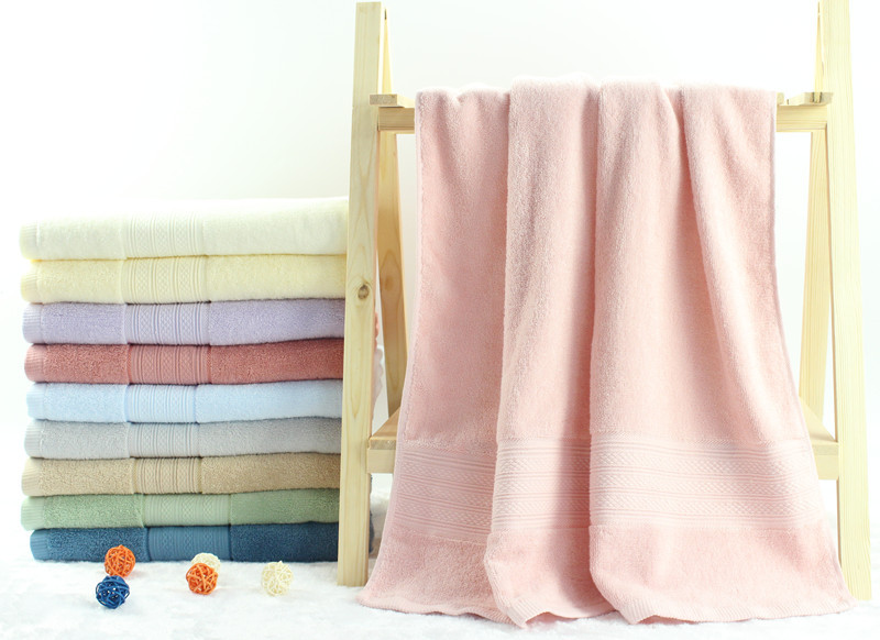 china home textile group high quality special dobby 100 cotton us standard bath towel size 27. Black Bedroom Furniture Sets. Home Design Ideas