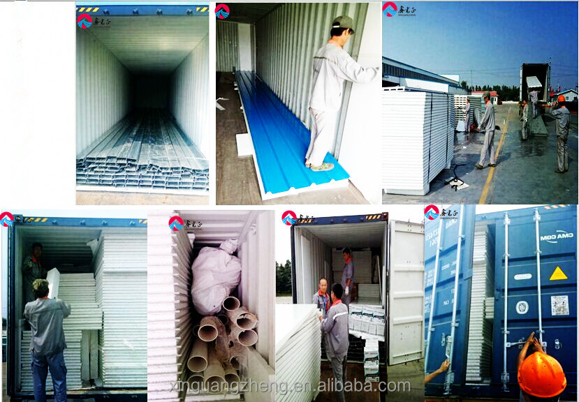 china cheap small light prefab workshop for sale