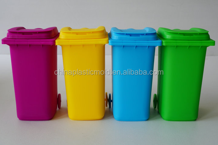 Plastic Trash Cans Indoor Slim In Stock Accessories Domed Waste
