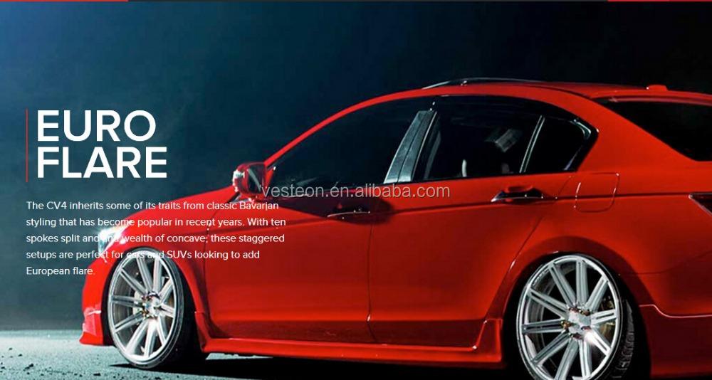 Hot Sale 16inch 17 Inch Replica Alloy Rim For Cv4 China Alloy ...