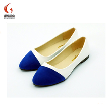 2017 New Style Ladies Flat shoes With Good quality And Small Moq Women Shoes