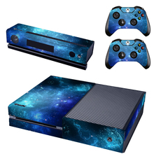 TECTINTER Beautiful Stars For Xbox One Game Console and Controller Protector Skin Vinyl Sticker Decal For Xbox One