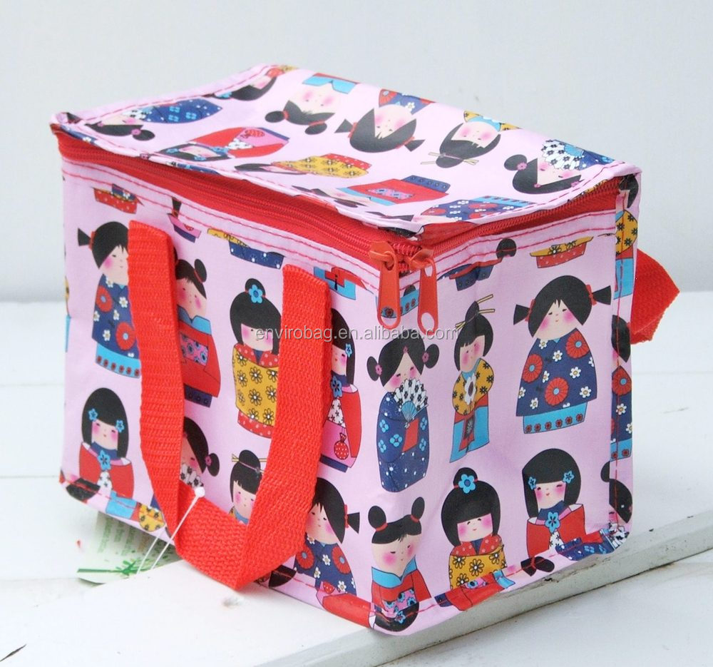 lead free non woven cooler bento lunch box buy bento. Black Bedroom Furniture Sets. Home Design Ideas