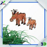 3d animal puzzle toy,educational 3D puzzle games
