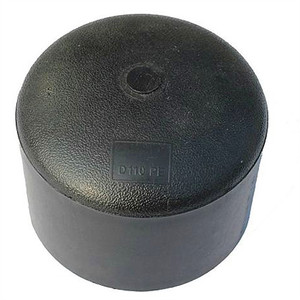 pipe fittings plastic end cap for HDPE pipes