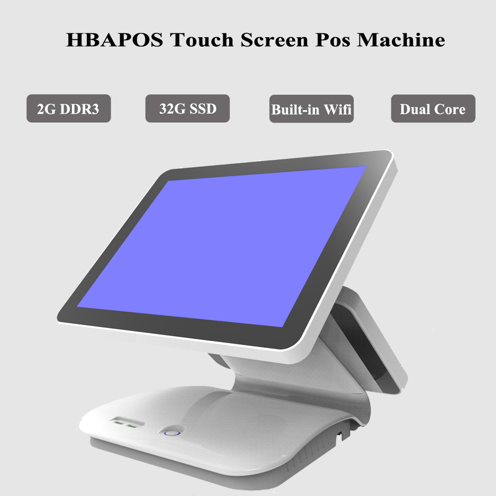 2018 High performance  pos terminal machine  in pos system terminal  software hot sale