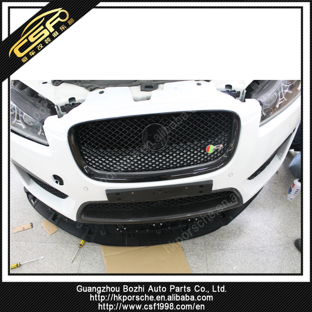 For Xf Conversion Body Parts In Rs Style Front Bumper Kit For 2013
