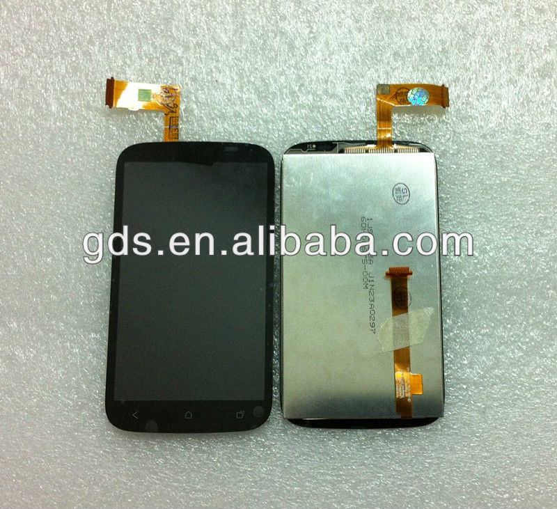 Mobile Display combo for HTC Desire X T328e lcd screen with digitizer assembly