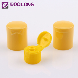 Bloopak brand 28mm plastic flip top bottle cap