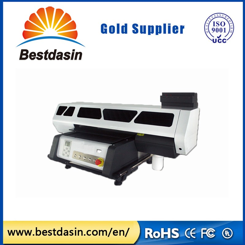 Most useful for promotional print busines 3d Printer Uv Led Printer DY230 Glass Printing Machine