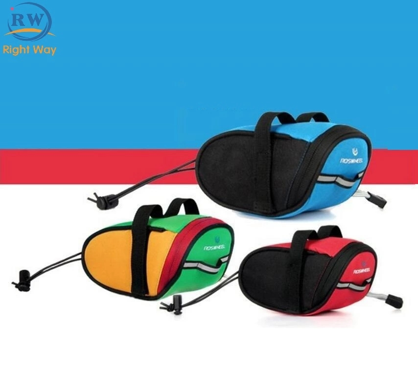 Factory direct sale waterproof bike bags cycling bicycle saddle bag