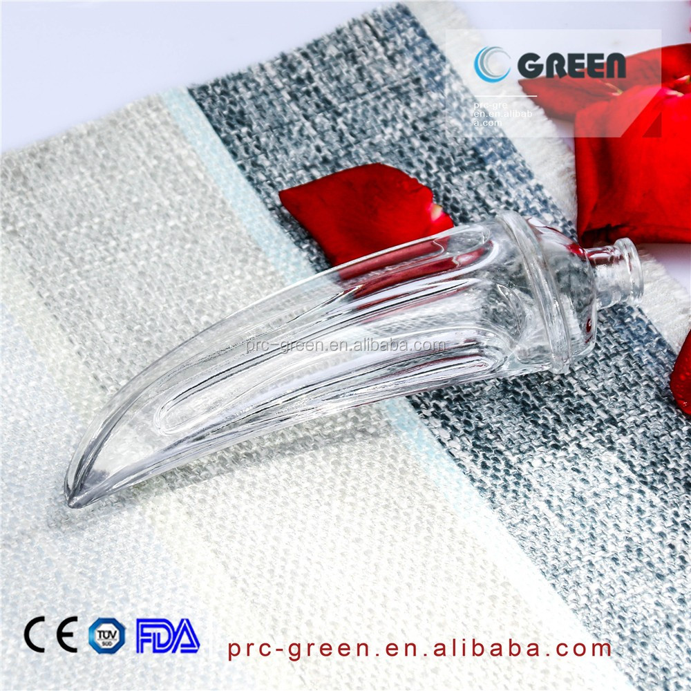 35ml pepper shape glass perfume bottle