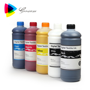 Textile printing DTG pigment ink For Brother Jet BR-TX4880 Garment T-shirt printer