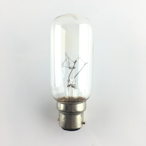 B22 Marine Light T12 T38 Navigation Incandescent Bulb 220V 65W Tubular  Marine Bulb Marine Lamp Navigation Lamp