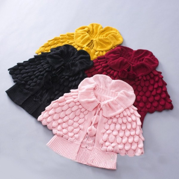 03f530dd5 Baby Girl Clothes 2017 New Girl Cardigan Children Clothes Cute ...