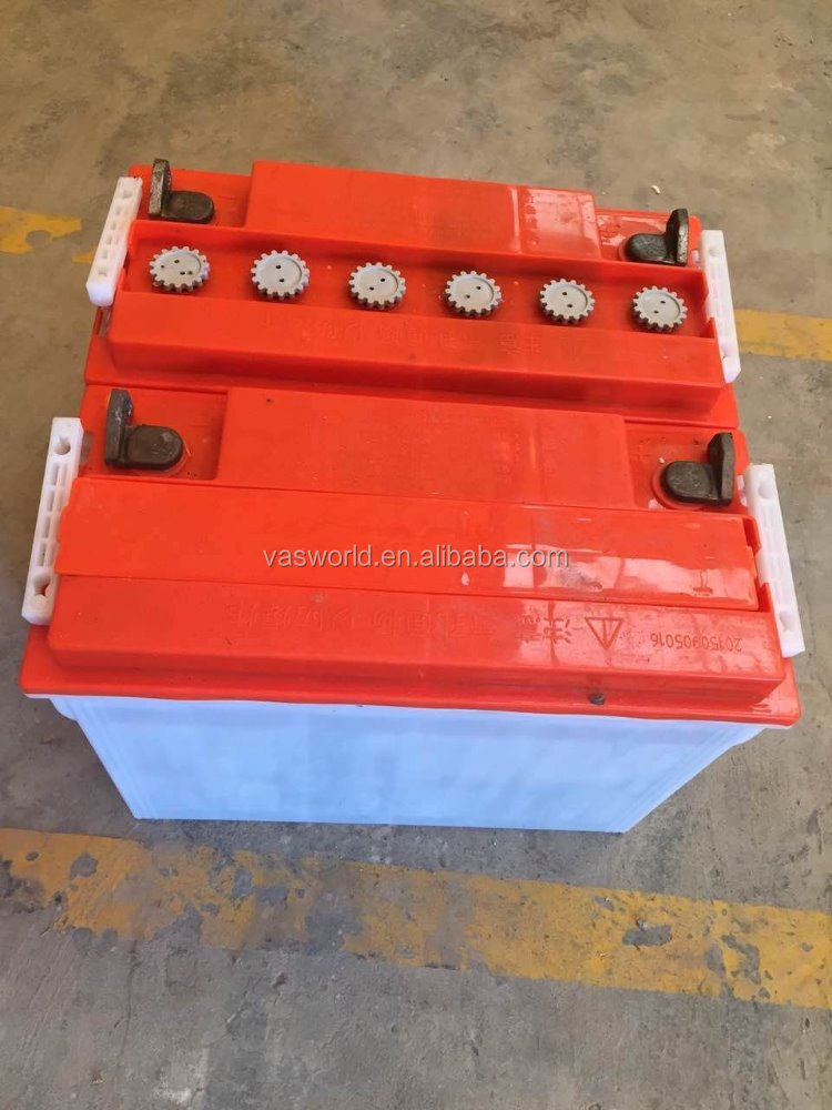 tubular battery plates used for Electric tricycle battery starting12v130ah