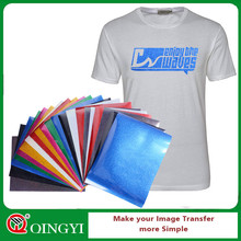Alibaba wholesales heat transfer vinyl sheets