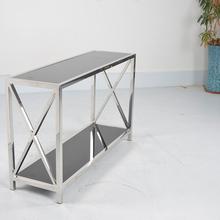 Aktion konsole metall einkauf konsole metall werbeartikel und produkte von konsole metall - Glas konsolentisch ...