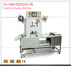 fast food square tray sealing machine,tray sealer,lunch box sealer