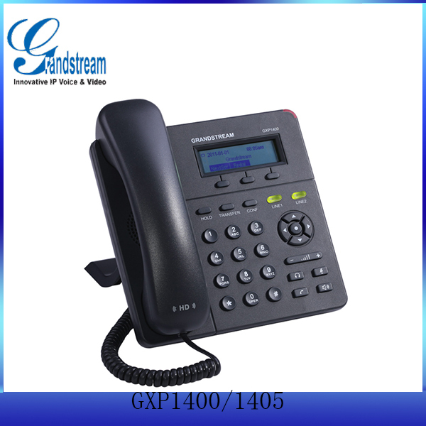 Grandstream GXP1400 GXP1405 Standard HD IP Phone, View IP Phone,  Grandstream Product Details from Shanghai Kaifei International Trade Co ,  Ltd  on