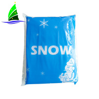Snow blanket glitter christmas decoration artificial snow,fake snow under christmas tree