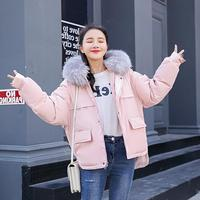 or10822h 2018 factory direct sale cotton-padded jacket women winter thick coats