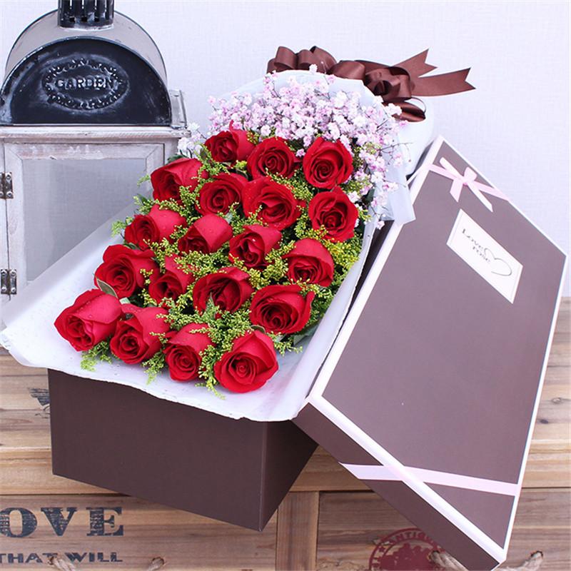 Boites En Papier Pour Fleurs Emballage Pour Fleurs Boites De Bouquet