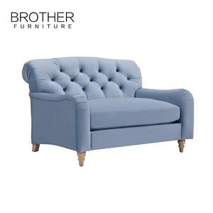 High Quality Blue Japanese Relaxing Sectional Couch