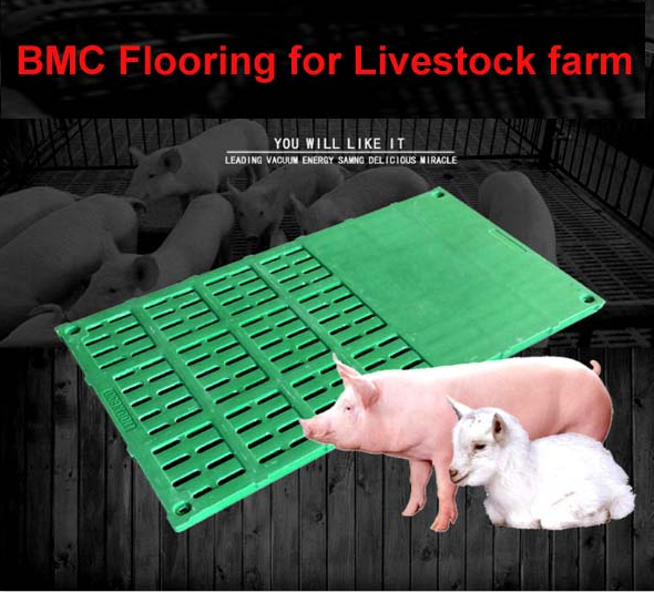 half leakage dung plate for pig cow chicken in farming leakage dung plate