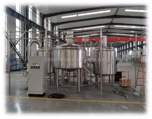 Shandong manufacture 3BBL stainless steel mash tun brew kettle beer brewery equipment CE&ISO certified
