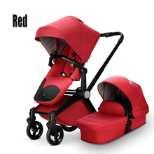 Reversible handle pram pushchair 3 in 1 shenzhen baby stroller