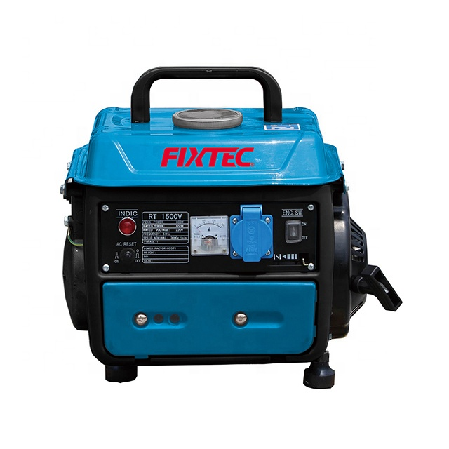 FIXTEC Power Tools 650 W Portátil Gerador A Gasolina Mini