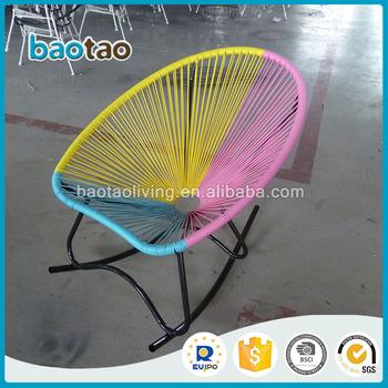 Silla Acapulco Mecedora/muebles Silla Mimbre México Estilo - Buy ...