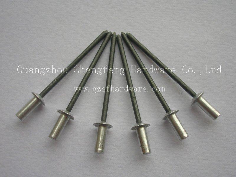 Impermeable persiana de aluminio pop remaches remaches for Precio de remaches de aluminio