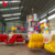 China Indoor Cheap Exciting Manege Children Play Area Amusement Park Energy Claw Storm Equipment