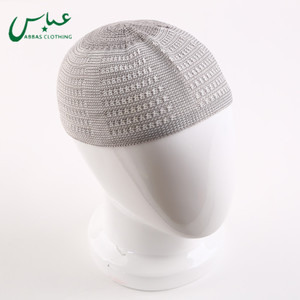 Hot Sell Middle East Muslim prayer hat for men muslim prayer cap
