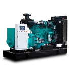 AC 3 phase silent diesel power generators 350kw with Cummins engine NTAA855-G7A silenced genset 437.5kva prices