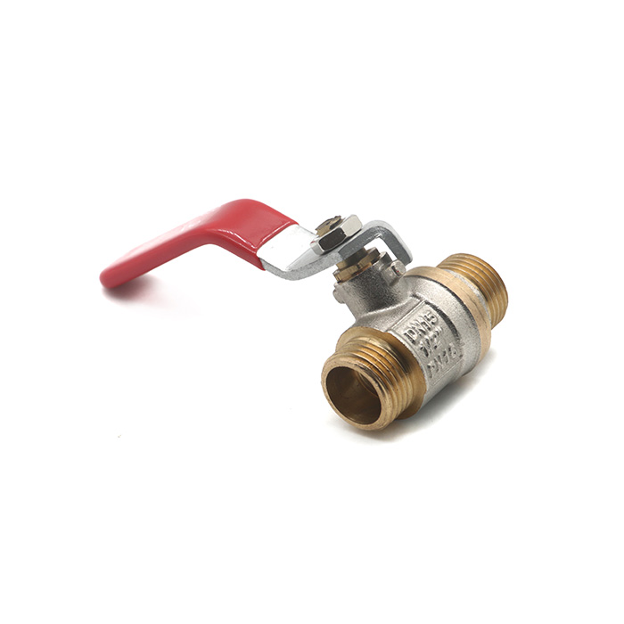 Yuhuan JUNXIANG Promotional Gift Factory brass ball valve 1/2 to 4 inch
