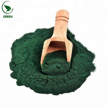 100%b Natural USDA GMP Organic Spirulina Powder