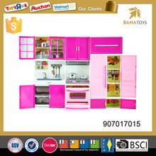 Hot selling Cooking Games Toys Kitchen Play Set For Girls
